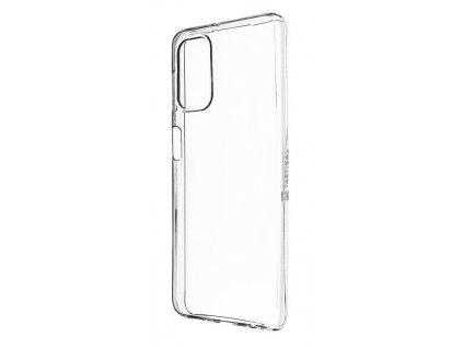 Tactical TPU Kryt pro Samsung Galaxy M22 Transparent