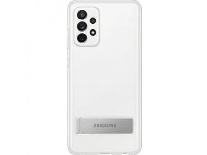 EF-JA725CTE Samsung Clear Standing Kryt pro Galaxy A72 Transparent