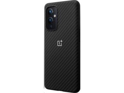 OnePlus Karbon Bumper Kryt Black pro 9