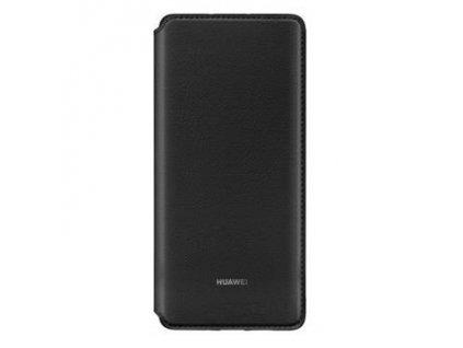 Huawei Original Wallet Pouzdro Black pro Huawei P30 Lite (EU Balení)