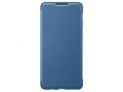 Huawei Original Wallet Pouzdro Blue pro Huawei P30 Lite