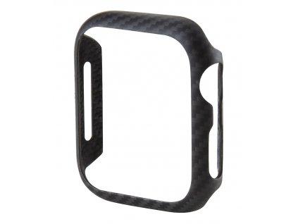 Tactical Zulu Aramid Apple Watch 40mm Series 4/5/6/SE Black
