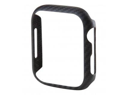 Tactical Zulu Aramid Apple Watch 44mm Series 4/5/6/SE Black