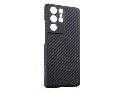 Tactical MagForce Aramid Kryt pro Samsung Galaxy S21 Ultra Black