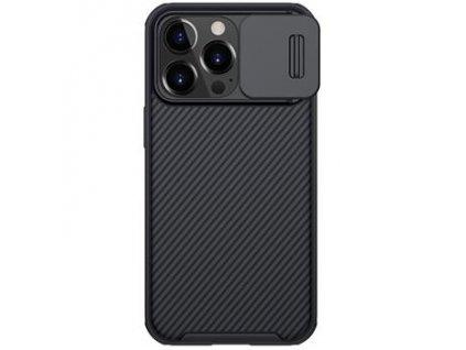 Nillkin CamShield Pro Magnetic Zadní Kryt pro iPhone 13 Pro Black