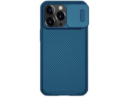 Nillkin CamShield Pro Magnetic Zadní Kryt pro iPhone 13 Pro Blue