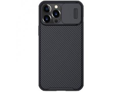 Nillkin CamShield Pro Magnetic Zadní Kryt pro iPhone 13 Pro Max Black