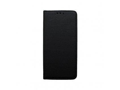 Knižkové puzdro Huawei Y5 2019 čierne, vzorované