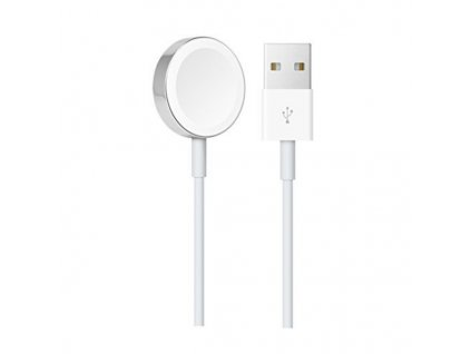chargeur induction usams pour apple watch us cc063 blanc