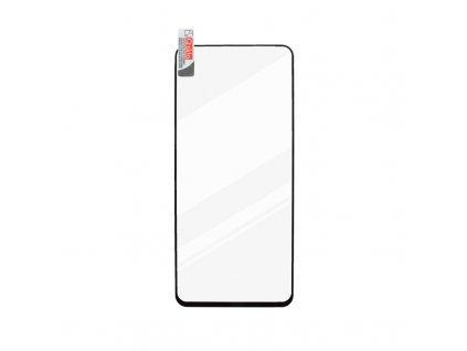 Ochranné sklo Xiaomi Mi 9T, čierne, fullcover, 0.33mm, Q sklo