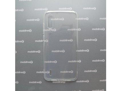 mobilNET silikónové puzdro Xiaomi Mi 9 Lite priehľadné, nelepivé