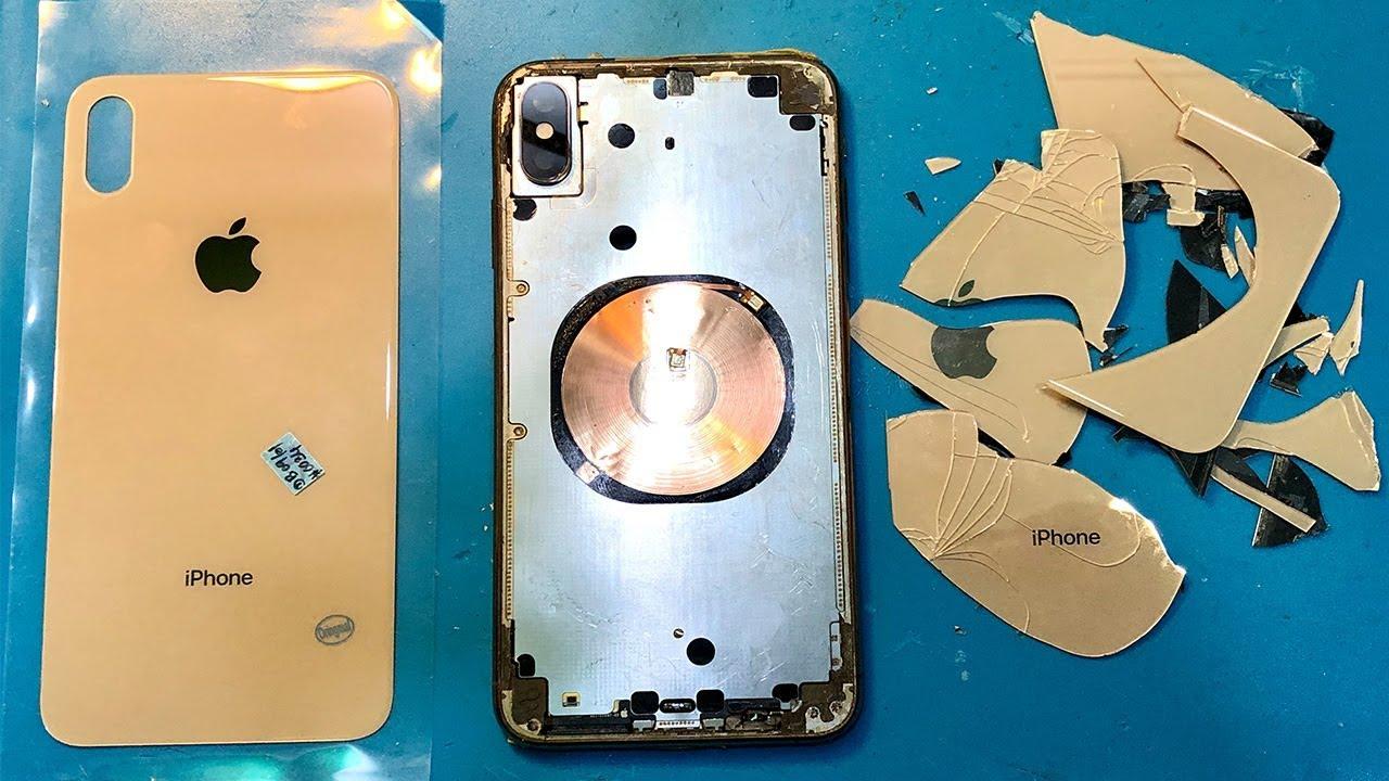Apple iPhone 8 - 11 Pro Max - Nově provádíme výměnu zadního skla za bezkonkurenční cenu