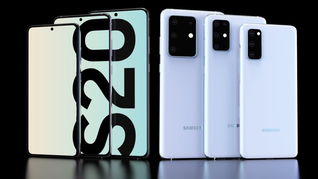 Telefony Samsung Galaxy S20 jsou oficiálně tady