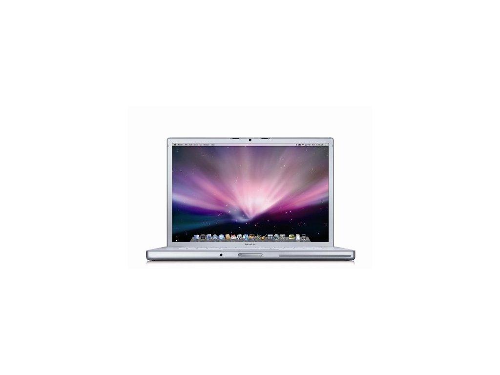Macbook Pro 15 A1150-1260 (r.2006-09) – Výměna klávesnice