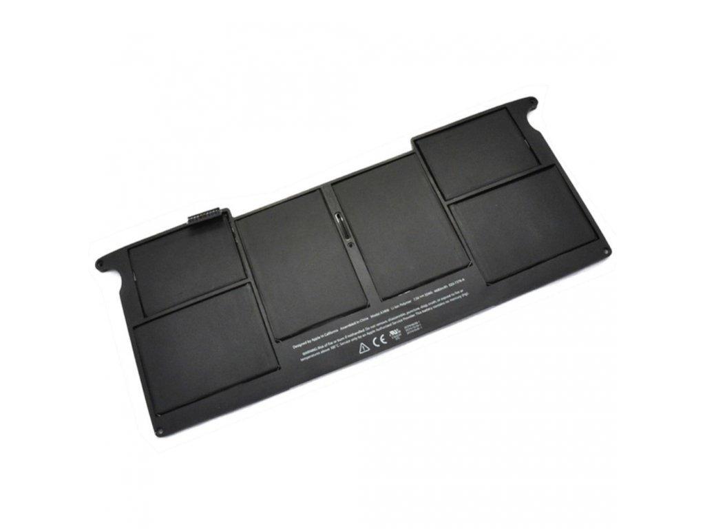 Macbook Air 11 A1370, A1465 – Výměna baterie