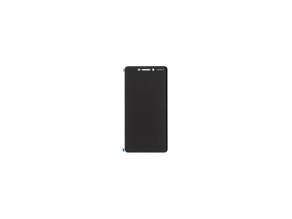 Nokia 6.1 - Výměna LCD displeje vč. dotykového skla