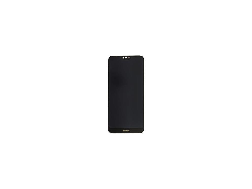 Nokia 7.1 - Výměna LCD displeje vč. dotykového skla (druhovýroba)
