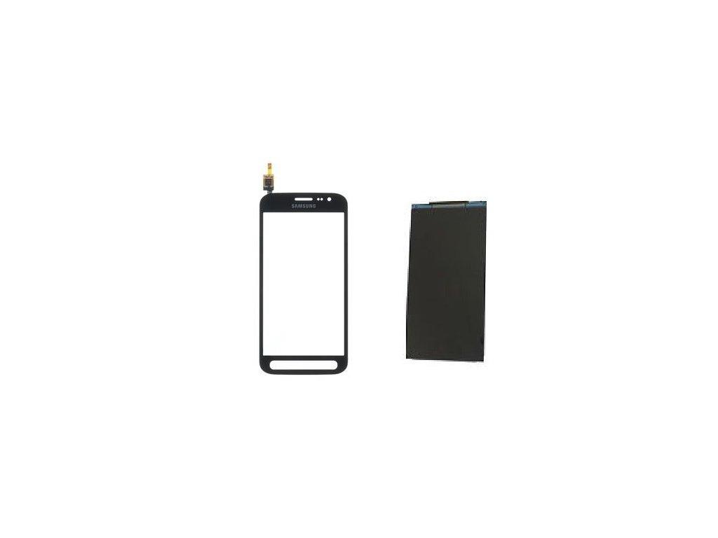 Samsung Galaxy Xcover 4 (G390) - Výměna LCD displeje vč. dotykového skla