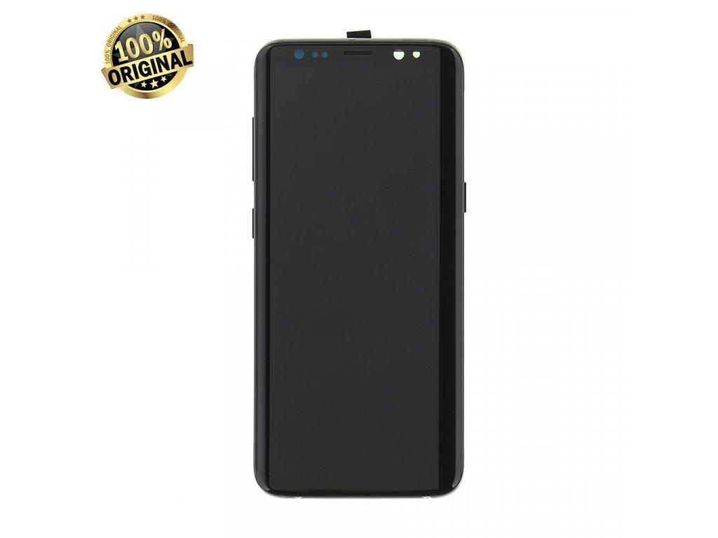 g950 Výměna, oprava skla Samsung Galaxy S8 Plus - Prasklé sklo displeje