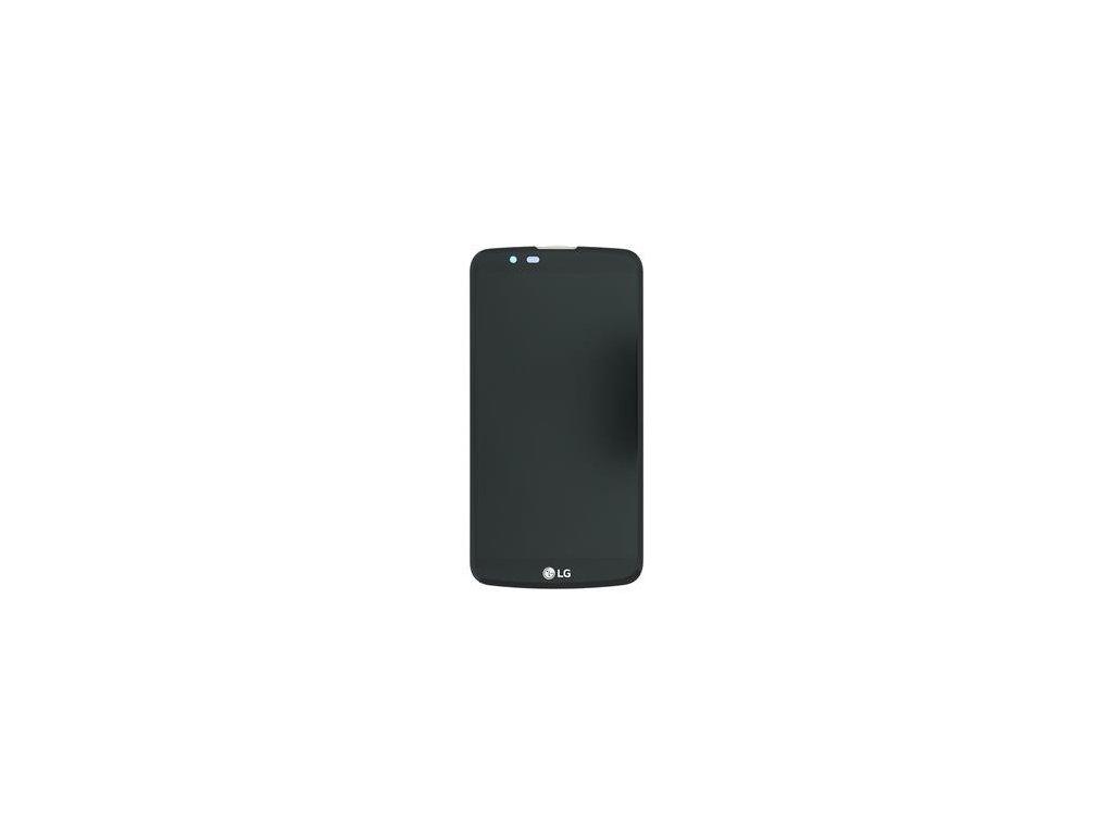LG K10 - Výměna LCD displeje vč. dotykového skla