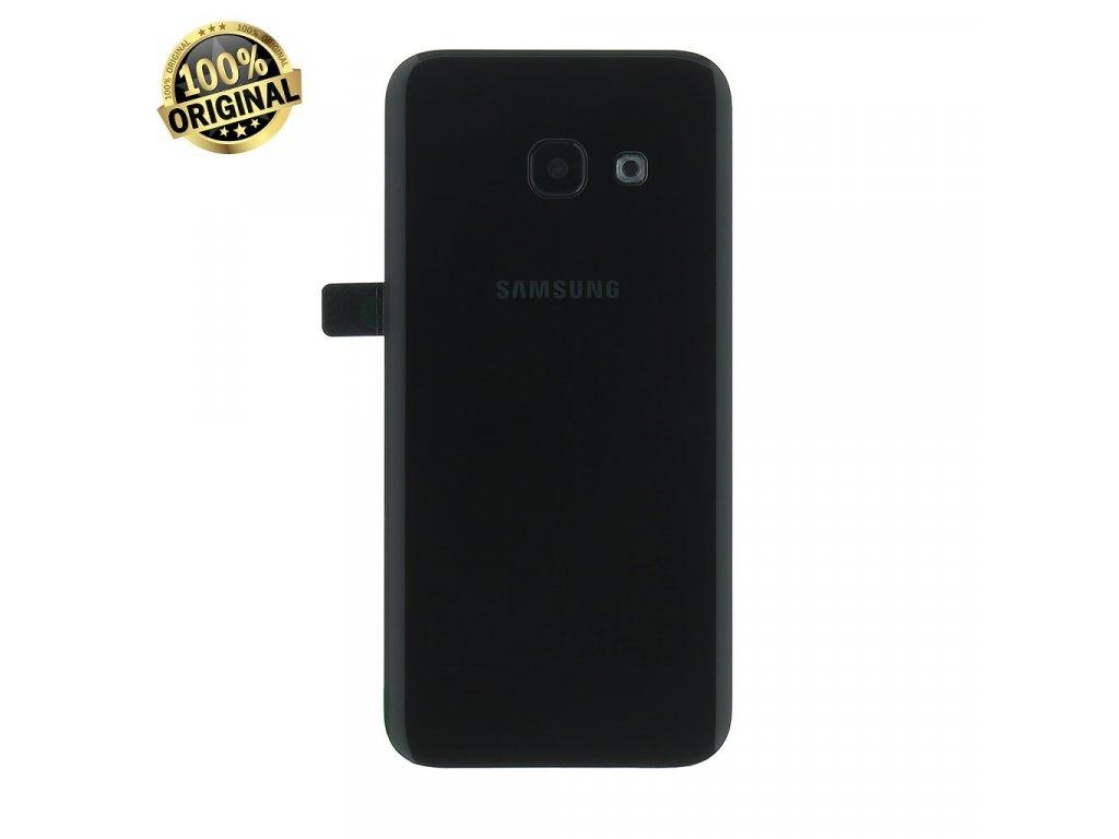 Samsung Galaxy A3 2017 (A320) - Výměna zadního krytu