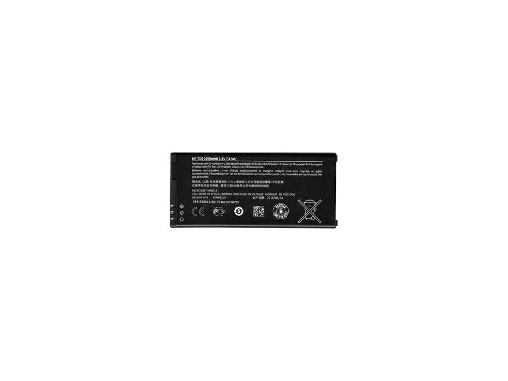 Microsoft Lumia 650 - Výměna baterie