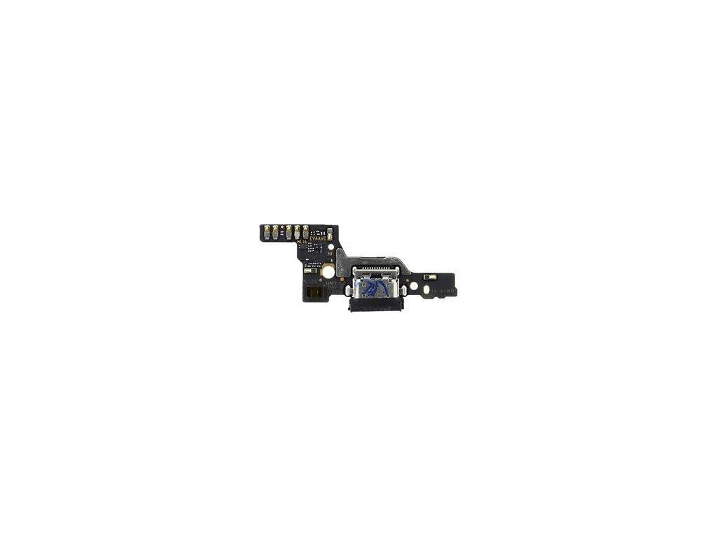 Huawei P9 - Výměna nabíjecího konektoru micro USB
