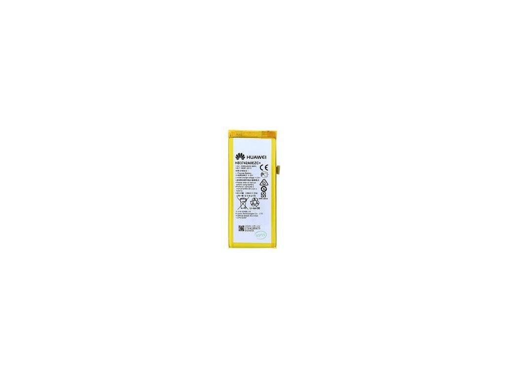 Huawei P8 Lite - Výměna baterie