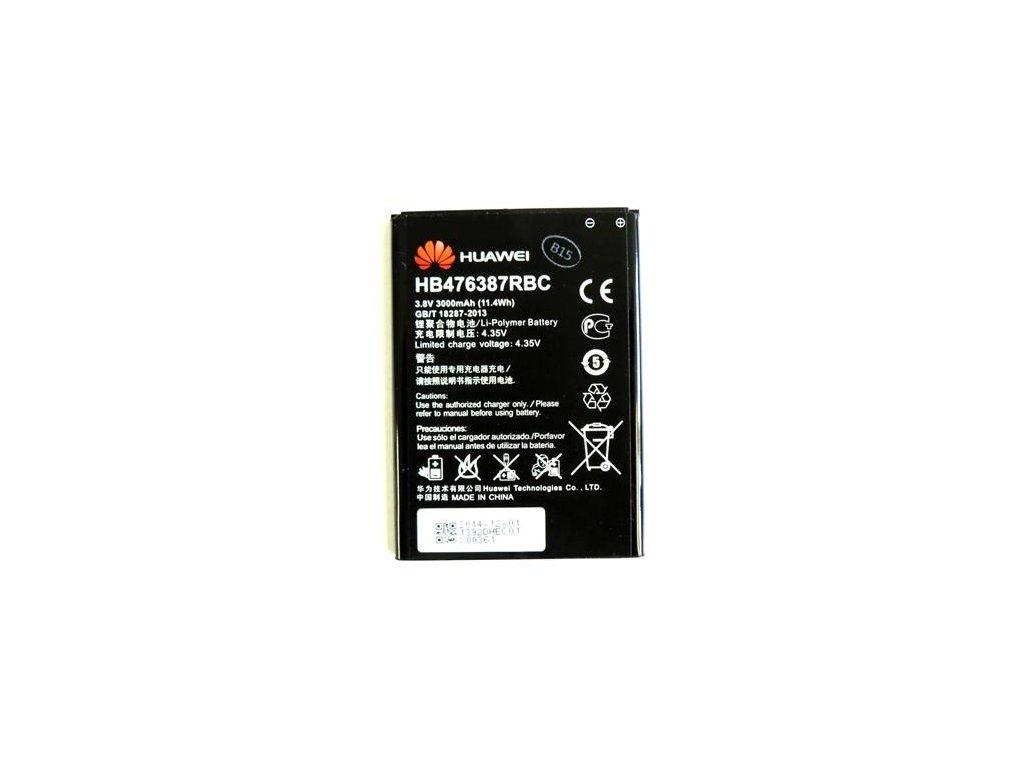 Huawei Ascend G750 - Výměna baterie
