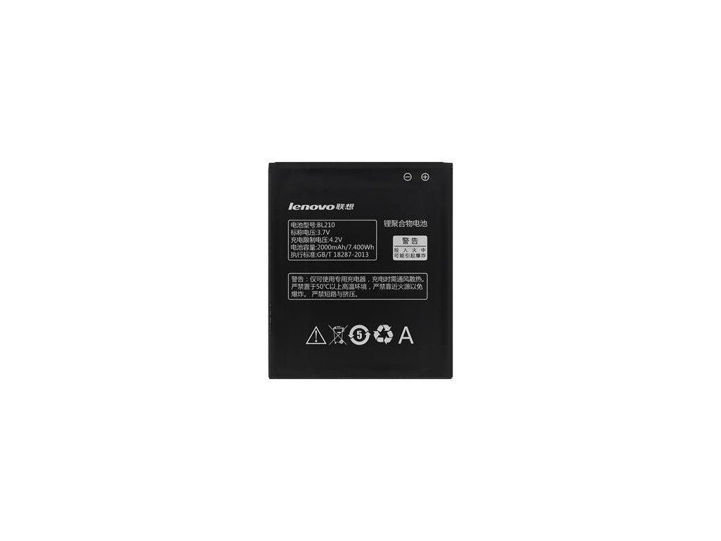 Lenovo S650 - Výměna baterie