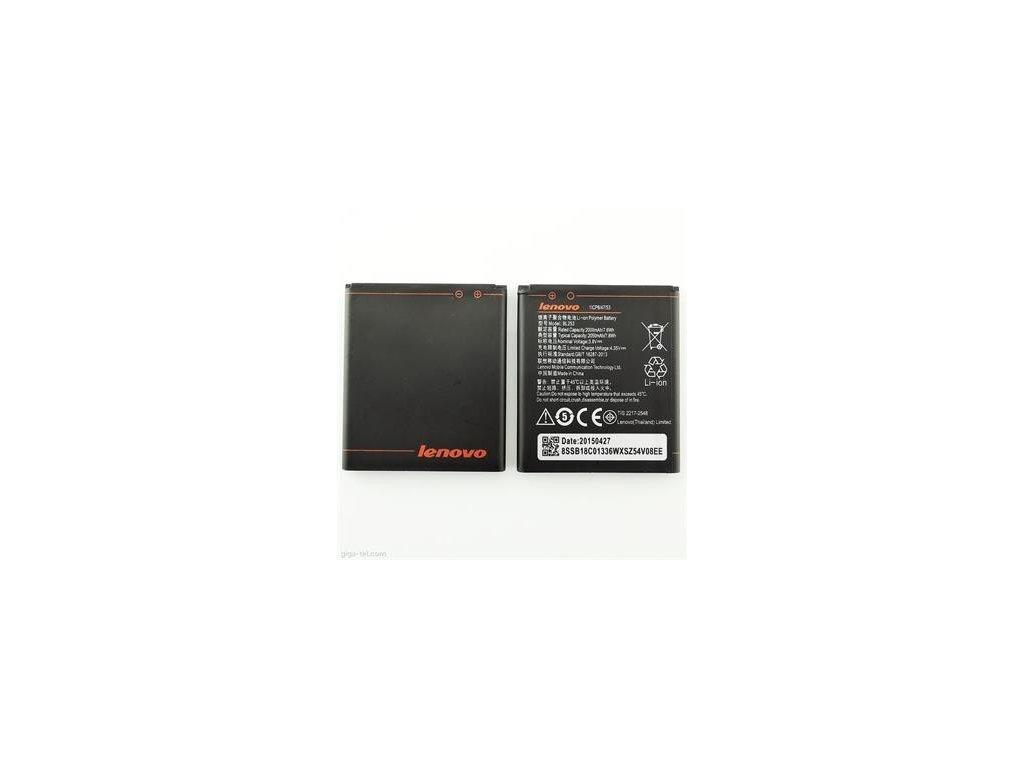 Lenovo A2010 - Výměna baterie