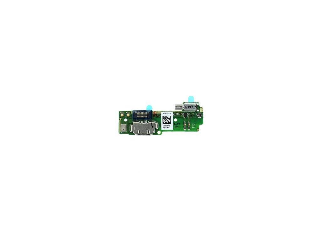 Sony Xperia XA F3111 - Výměna nabíjecího konektoru micro USB