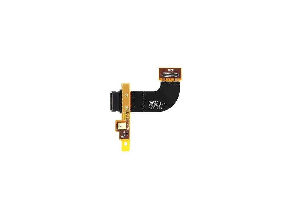 Sony Xperia M5 E5603 - Výměna nabíjecího konektoru micro USB