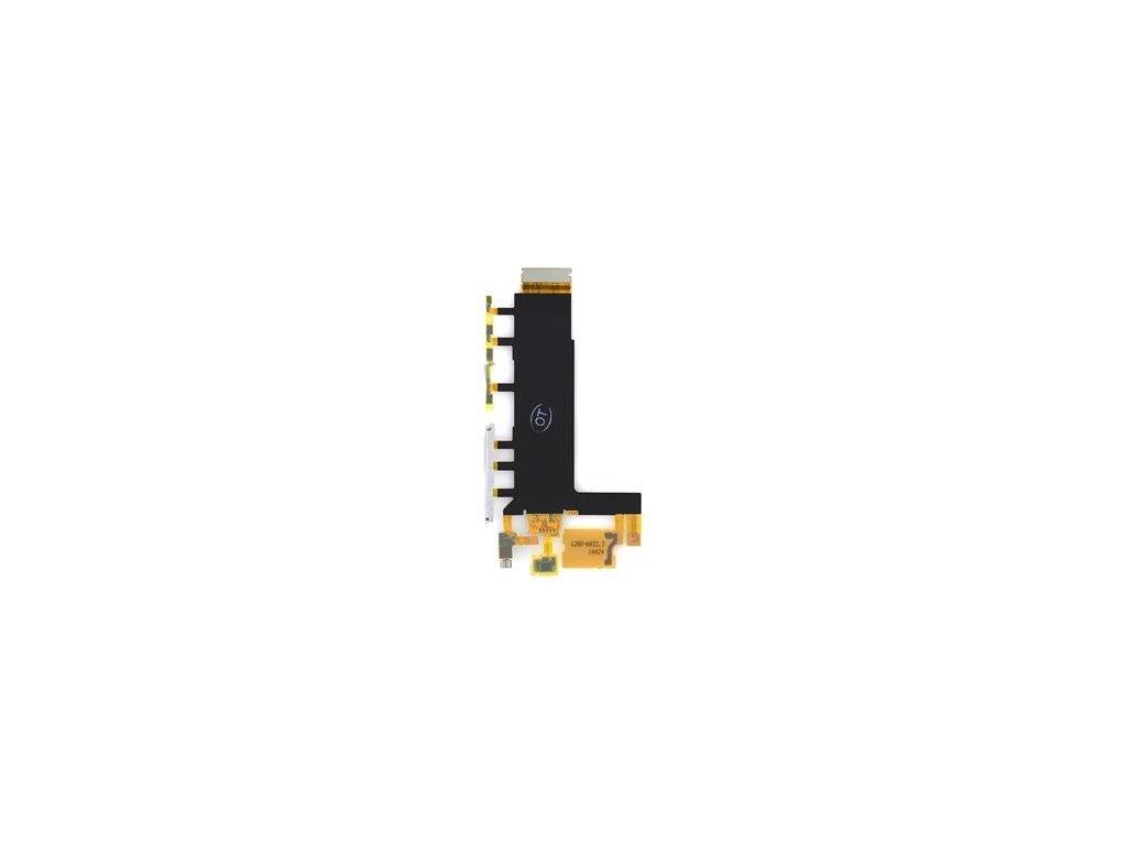 Sony Xperia Z3 D6603 - Výměna mikrofonu