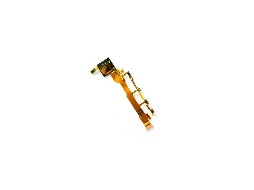 Sony Xperia Z C6603 - Výměna flex kabelu s Power a Volume tlačítky