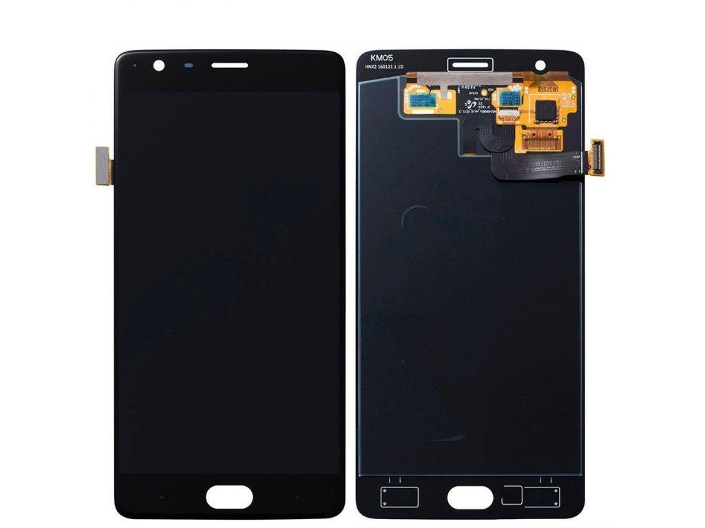 OnePlus 3 (A3000, A3001, A3003) - Výměna LCD displeje vč. dotykového skla