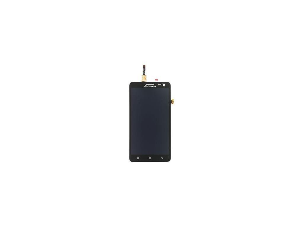 Lenovo S856 - Výměna LCD displeje vč. dotykového skla