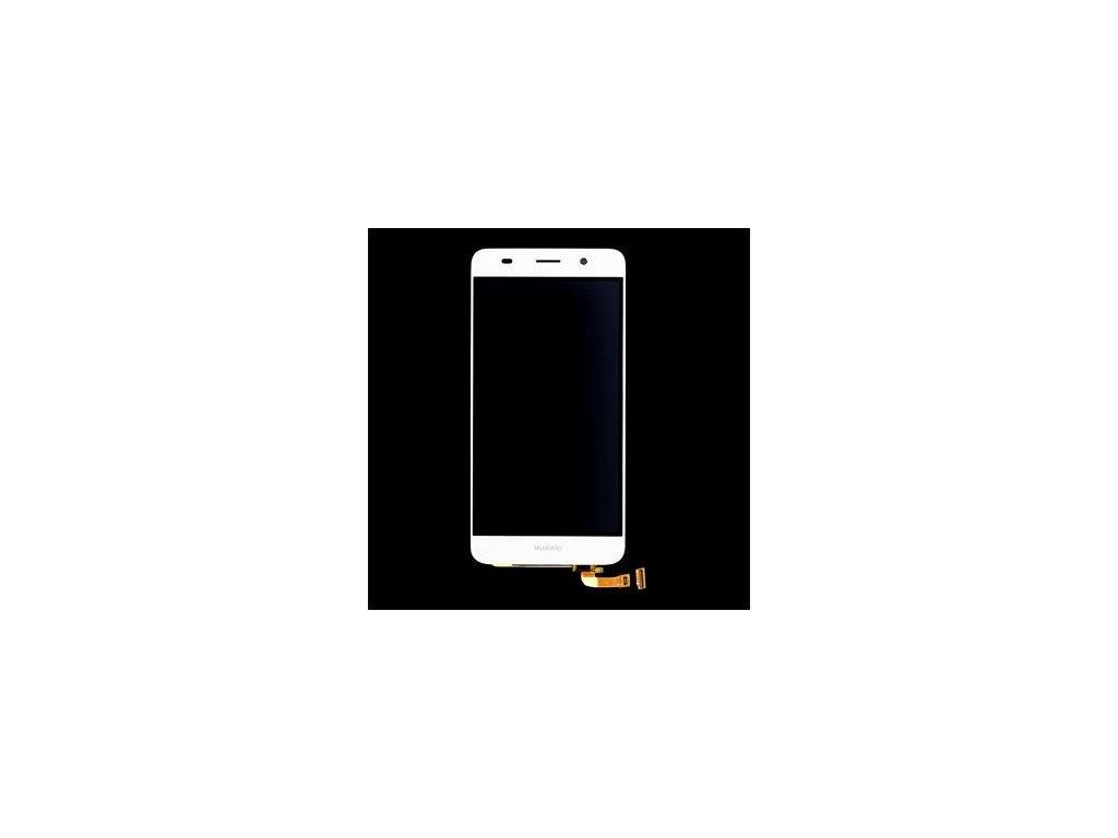 Huawei Y6 - Výměna LCD displeje vč. dotykového skla