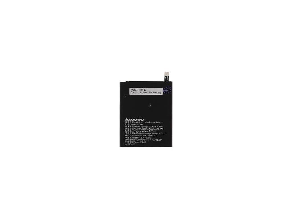 Lenovo A5000 - Výměna baterie