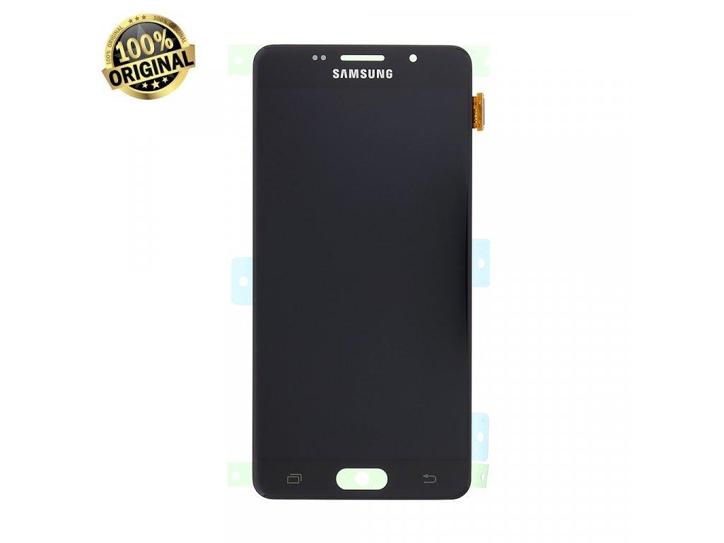 Samsung Galaxy A5 2016 (A510) - Výměna LCD displeje vč. dotykového skla