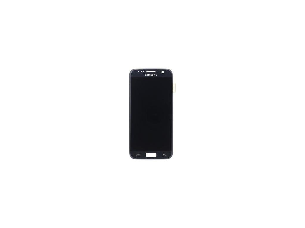Samsung S7 G930 - Výměna LCD displeje vč. krycího skla (originál)