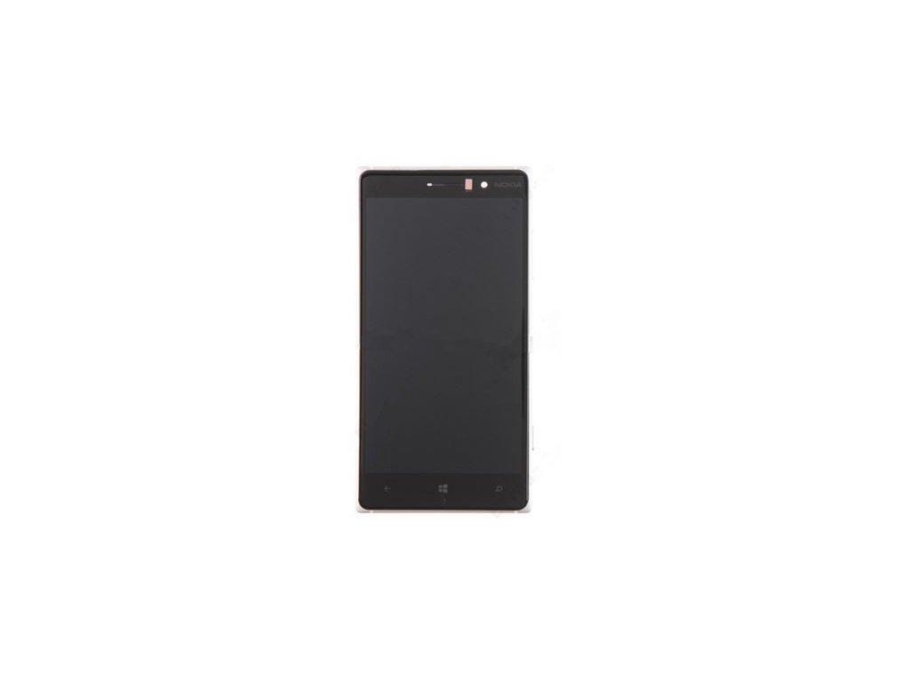 Nokia Lumia 830  - Výměna LCD displeje vč. dotykového skla