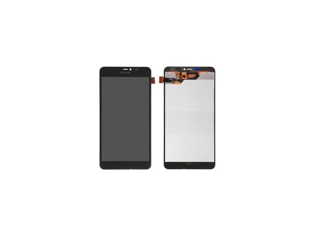 Microsoft Lumia 640 XL  - Výměna LCD displeje vč. dotykového skla