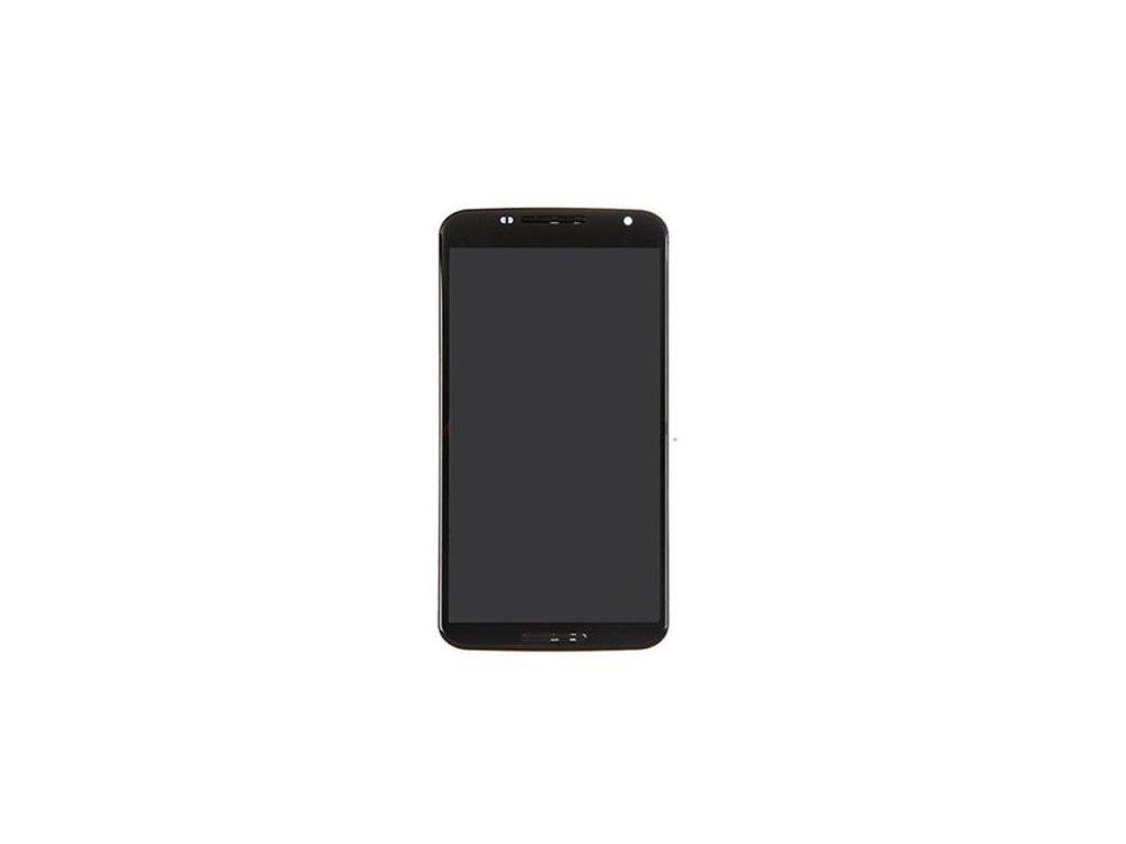 Motorola Nexus 6  - Výměna LCD displeje vč. dotykového skla