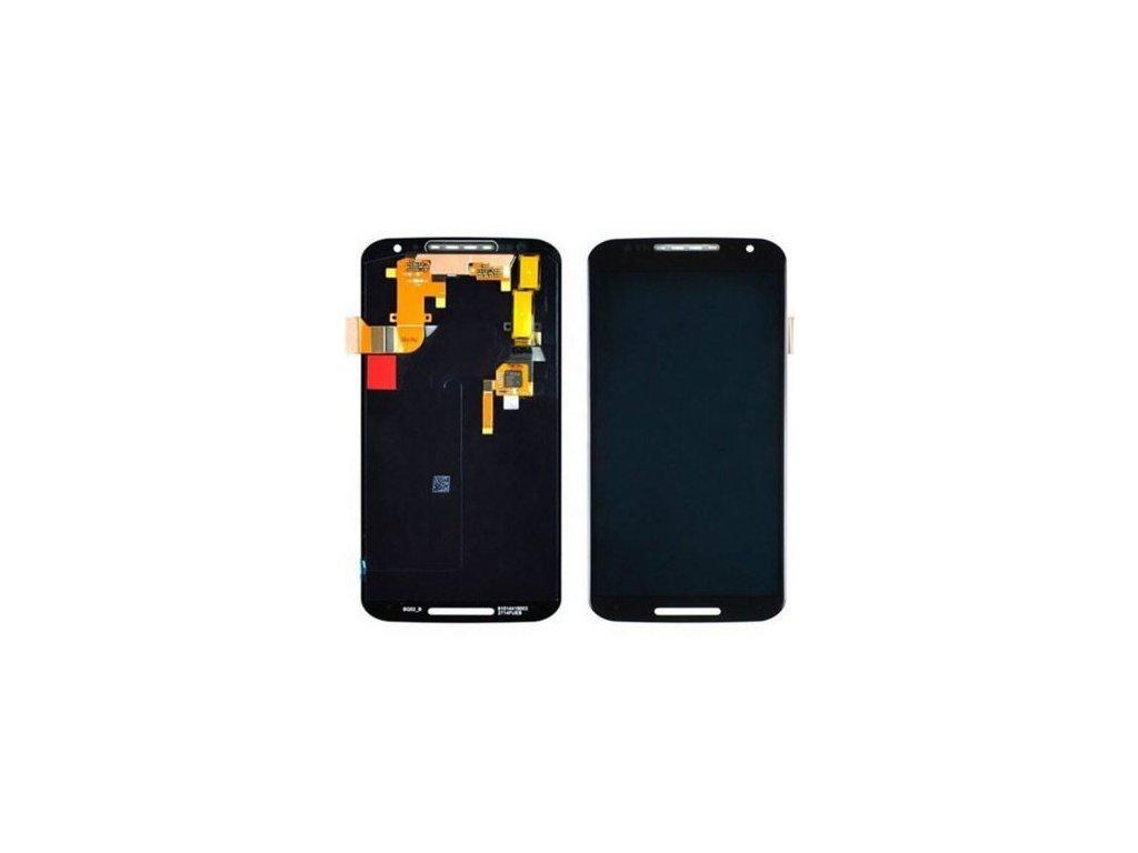 Motorola Moto X 2gen  - Výměna LCD displeje vč. dotykového skla