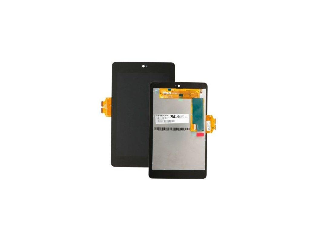 Asus Google Nexus 7 - Výměna LCD displeje vč. dotykového skla