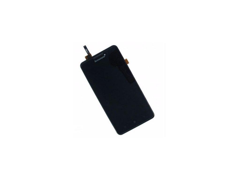 Lenovo P780 - Výměna LCD displeje vč. dotykového skla