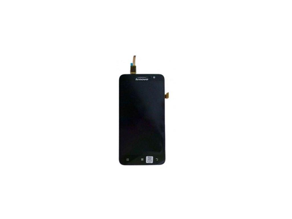 Lenovo A806 - Výměna LCD displeje vč. dotykového skla