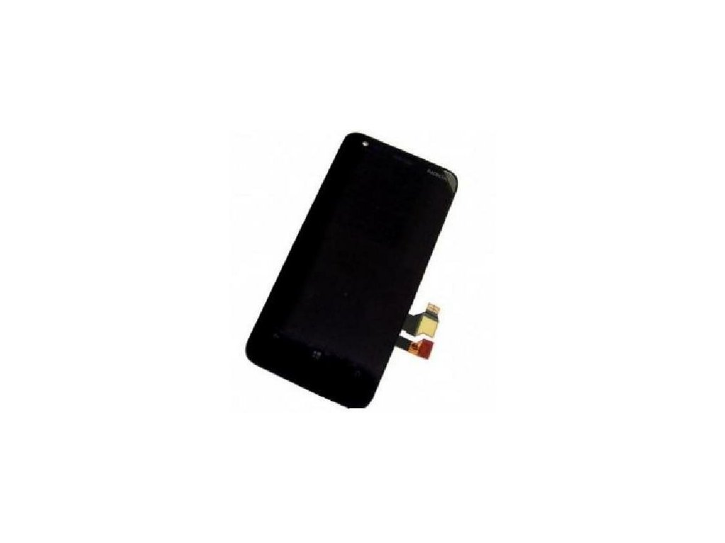 Nokia Lumia 620 - Výměna LCD displeje vč. dotykového skla