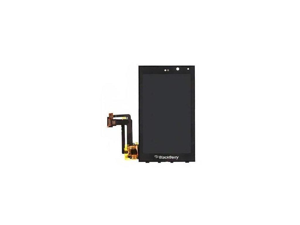 BlackBerry Z10 4G - Výměna LCD displeje vč. dotykového skla